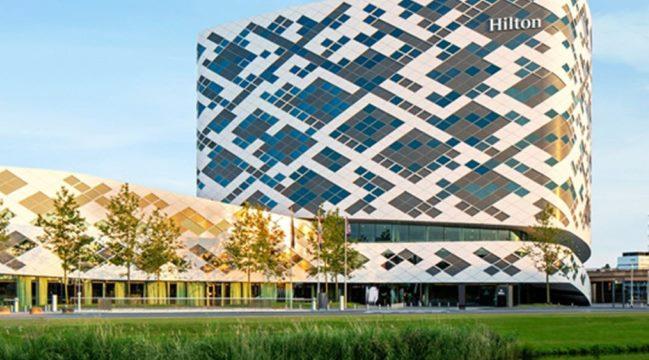 Отель Hilton Amsterdam Airport Schiphol
