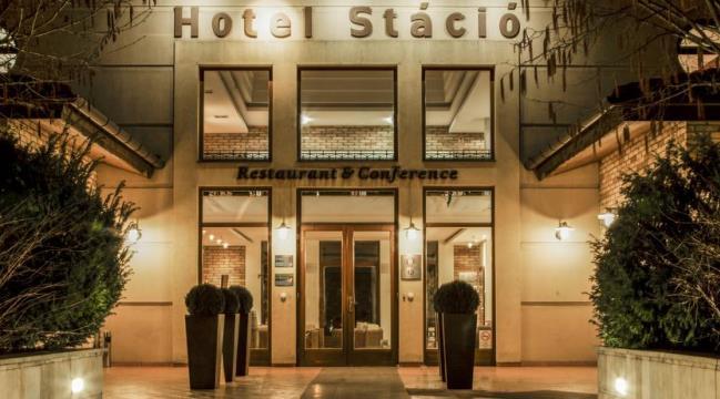 Отель Stáció Superior Wellness & Konferencia