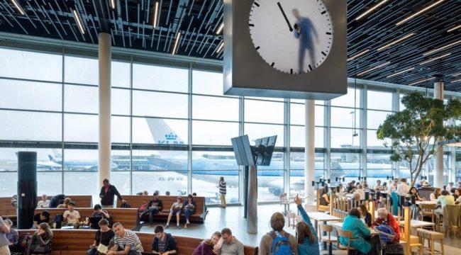 Голландский аэропорт Схипхол