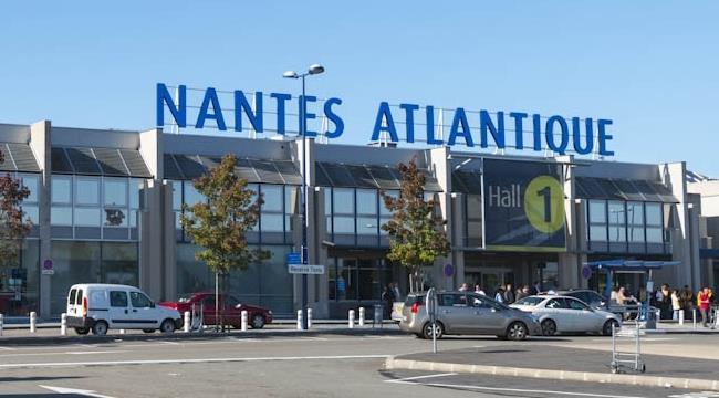 Из аэропорта Нант Атлантик на такси