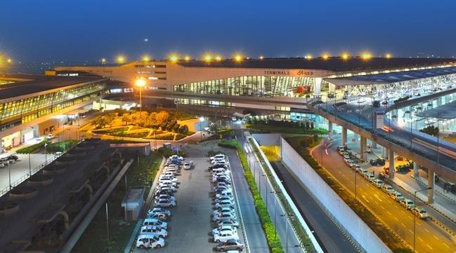 Международный аэропорт Дели