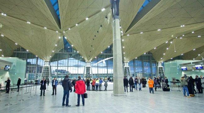 Новый терминал объединяет Пулково-1 и новое здание для международных линий