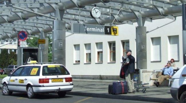 Из аэропорта до Будапешта на такси