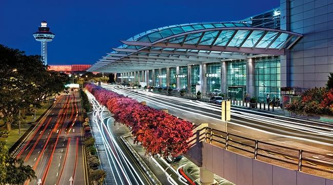 Терминал №3 сингапурского аэропорта Чанги