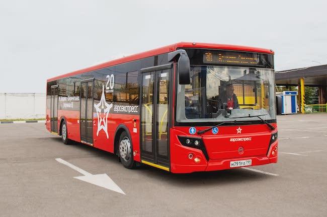 Автобусы Аэроэкспресс из аэропорта Шереметьево