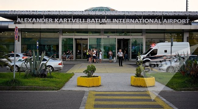 Из аэропорта Батуми до Кобулети и Уреки на такси