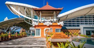Из аэропорта Бали до курортов