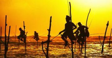 Транспортное сообщение на Шри-Ланке пока только начинает развиваться