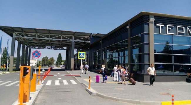 Аэропорт Анапы новый терминал