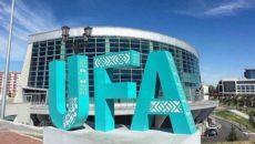 Транспорт из аэропорта до Уфы