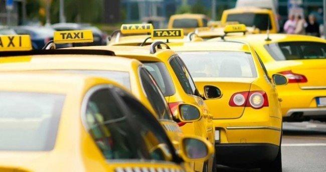 Из аэропорта до Уфы на такси