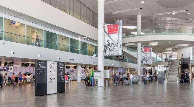 Аэропорт Самары после реконструкции