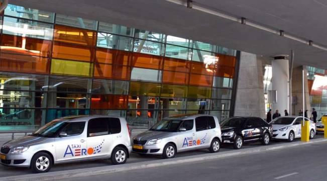 Из аэропорта до Еревана на такси