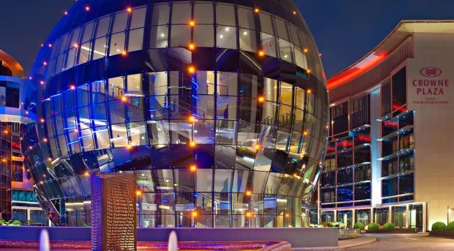 Отель Crowne Plaza Doha
