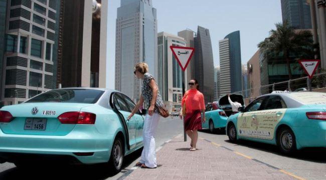 Такси в Дохе