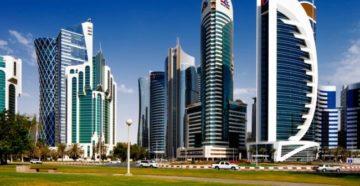 Центр города Доха