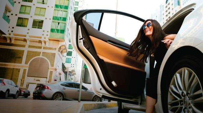 По Катару на автомобиле