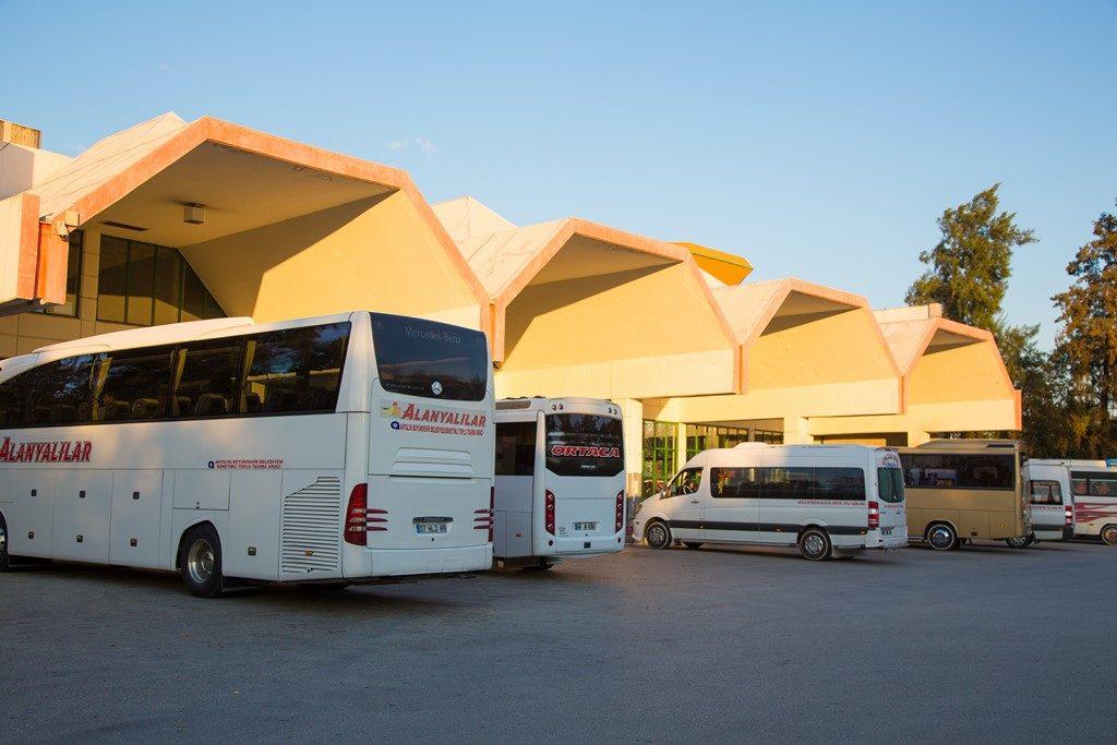 автовокзал Анталии