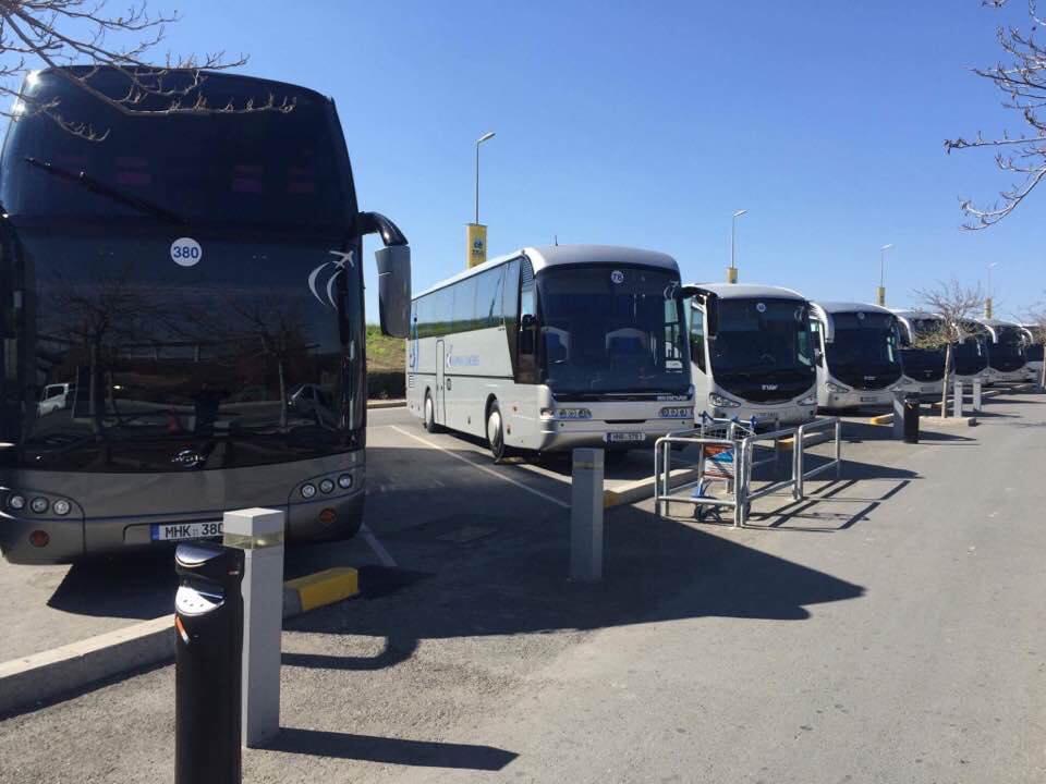 автобусы в ларнаке