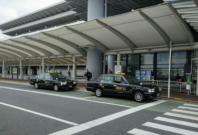 Такси из аэропорта Нарита в Токио