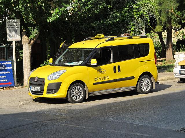 Такси в Анталии