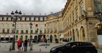 Сколько стоит такси в Париже