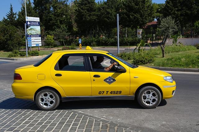 Тарифы такси в Алании