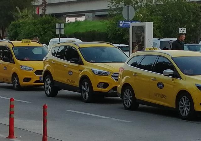 Такси в Турции, Аланья