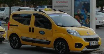 такси в Кемере