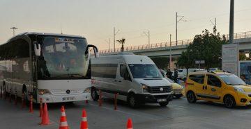 Трансфер из аэропортов в Стамбуле