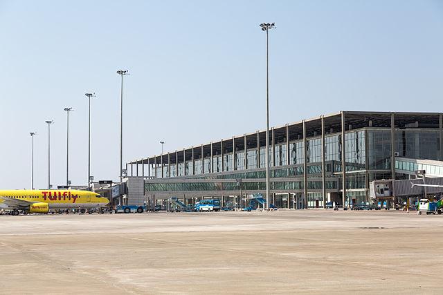 аэропорт Даламан
