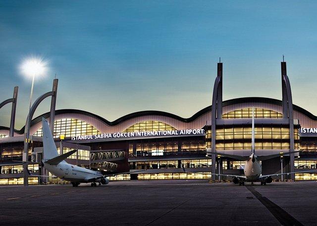 Аэропорты Стамбула. Сабиха Гекчен