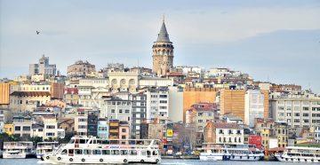 Центр Стамбула. Самые интересные места