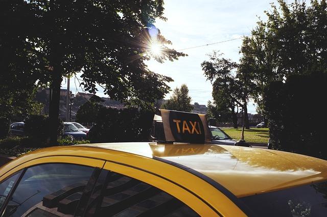 Такси от отеля в Венгрии