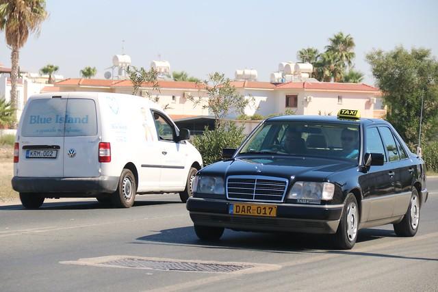 Такси в Ларнаке