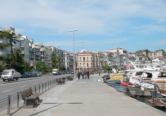 Район Арнавуткей в Стамбуле