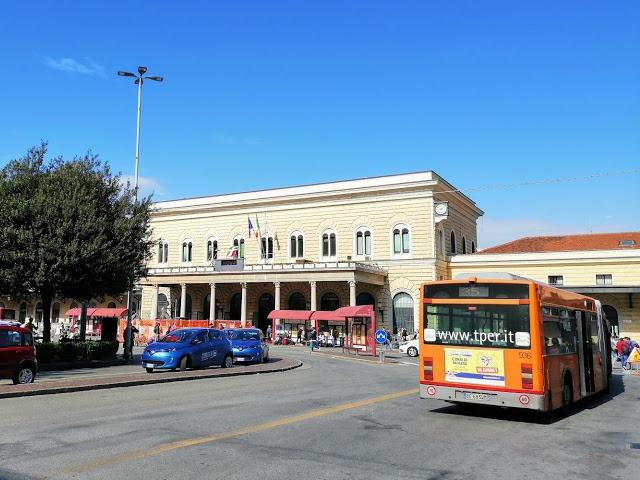 Вокзал Болоньи