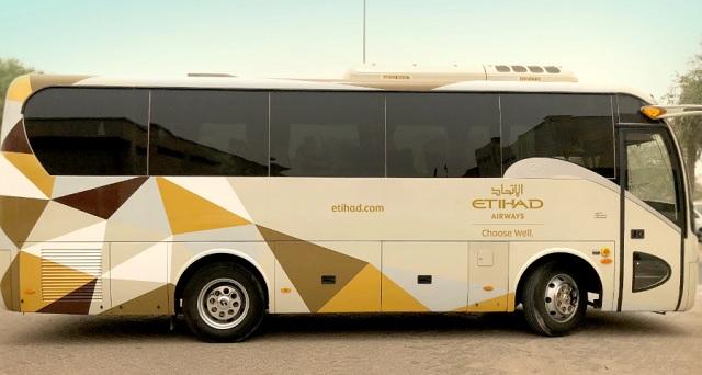 Автобусы из Абу-Даби до Дубая