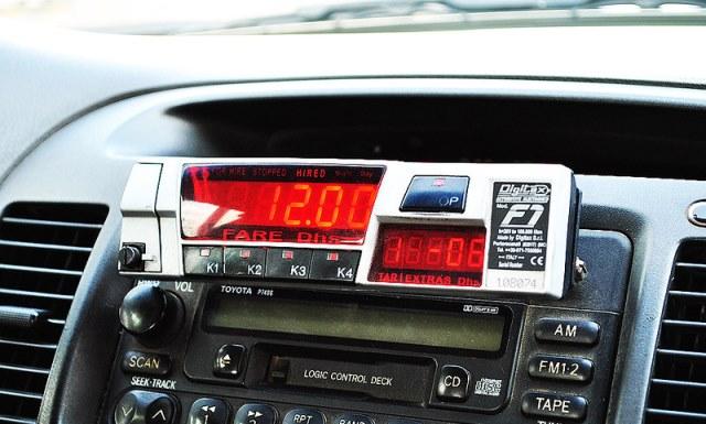 Стоимость такси в Шардже