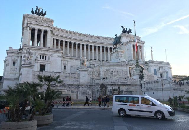 Такси в Риме, цены