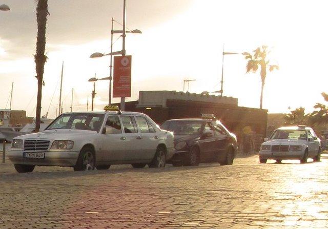 Кипр такси