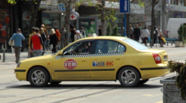 Такси из аэропорта Бургаса