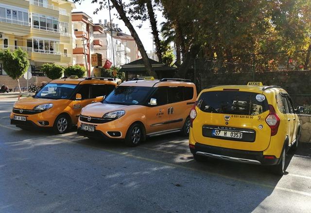 Такси в Турции из аэропорта Анталии