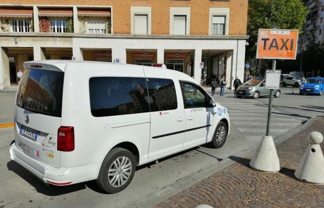 Такси в Италии, Милан