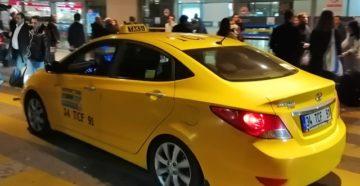 Такси в Сиде: цены и поездки из аэропорта Анталии