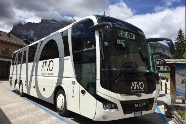 Автобус из аэропорта Марко Поло в Венецию