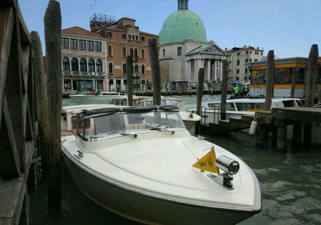 Такси в Венецию из аэропорта Марко Поло
