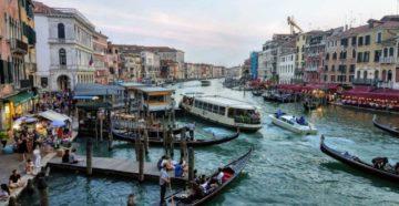Как доехать из аэропорта в Венецию