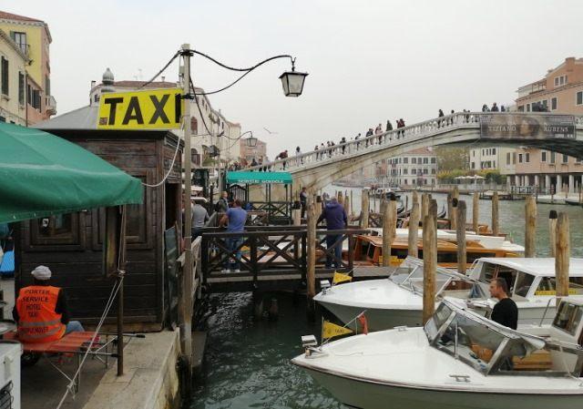 Такси в Венеции из аэропорта