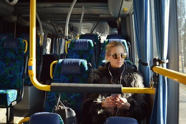 автобусы в Белграде